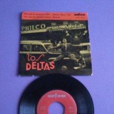 Discos de vinilo: JOYA/RARO EP. EDITADO EN PORTUGAL. LOS DELTAS.FAIS MI LE COUSCOS CHERI/FOREVER/+2. ORFEU ATEP 6022.. Lote 147627442