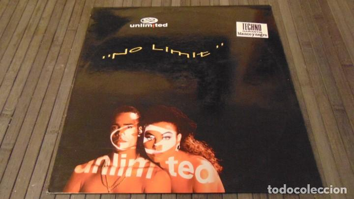 DONT LIMITS ORIGINAL BLANCO Y NEGRO MIX (Musik - Vinyl-Schallplatten - LP - Techno, Trance und House)