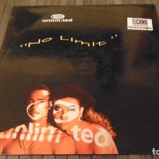 Discos de vinilo: DONT LIMITS ORIGINAL BLANCO Y NEGRO MIX. Lote 147629466
