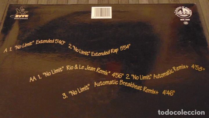 Vinyl-Schallplatten: DONT LIMITS ORIGINAL BLANCO Y NEGRO MIX - Foto 8 - 147629466