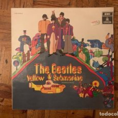 Discos de vinilo: THE BEATLES – YELLOW SUBMARINE SELLO: ODEON – 044-1040021 FORMATO: VINYL, LP, ALBUM. Lote 147636174