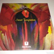 Discos de vinilo: FEELA - SWEET TEMPTATION. Lote 147638673