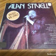 Discos de vinilo: ALAN STIVELL. DISCO DE ORO. VINILO EN BUEN ESTADO IGUAL QUE LA CARPETA. Lote 147648222