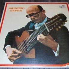 Discos de vinilo: NARCISO YEPES (ESTADO IMPRESIONANTE MUY DIFICIL). Lote 147657558