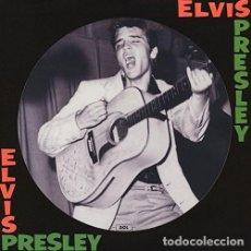 Discos de vinilo: ELVIS PRESLEY * LP HQ VIRGIN VINYL 180G PICTURE DISC * NUEVO * FOTODISCO * MONO!!. Lote 158127346