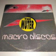 Discos de vinilo: THE MUTER - THE MUTER. Lote 147663376
