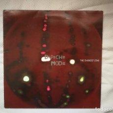 Discos de vinilo: DEPECHE MODE_THE DARKEST STAR_VINILO MAXI 12'' EDICIÓN UK & EU_MUTE_2006. Lote 147670634
