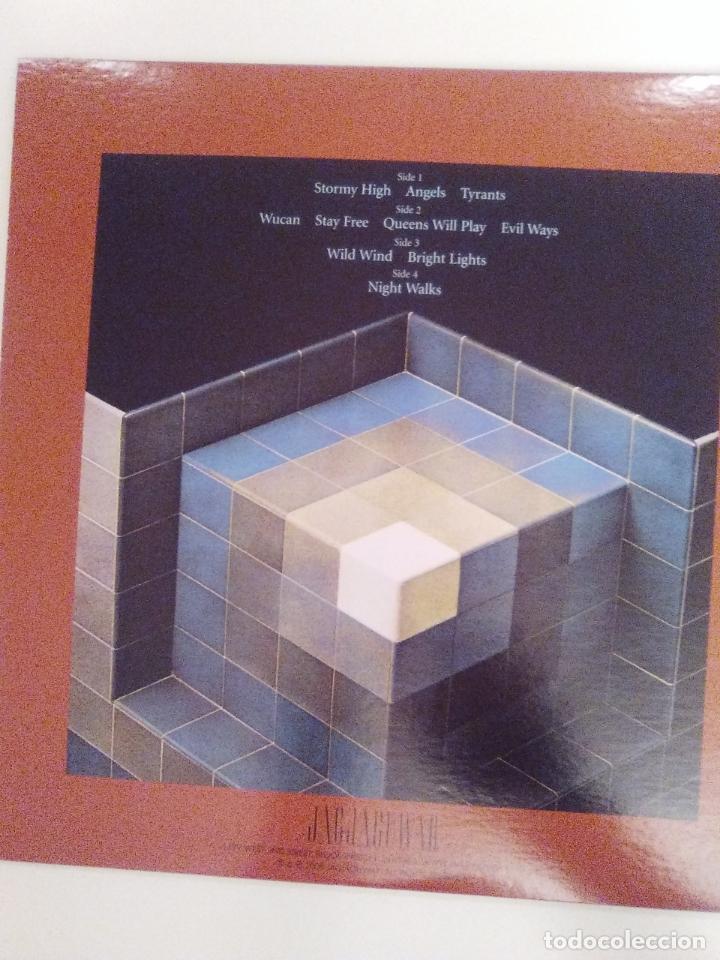 Discos de vinilo: BLACK MOUNTAIN In the future 2LP ( 2008 JAGJAGUWAR USA ) EXCELENTE ESTADO PSYCHEDELIC ROCK - Foto 2 - 147676398