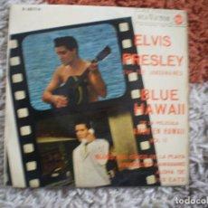 Discos de vinilo: ELVIS PRESLEY. BLUE HAWAII. ORIGINAL DE 1963. . Lote 147677694