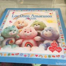 Discos de vinilo: OSOS AMOROSOS DISCO. Lote 147683557