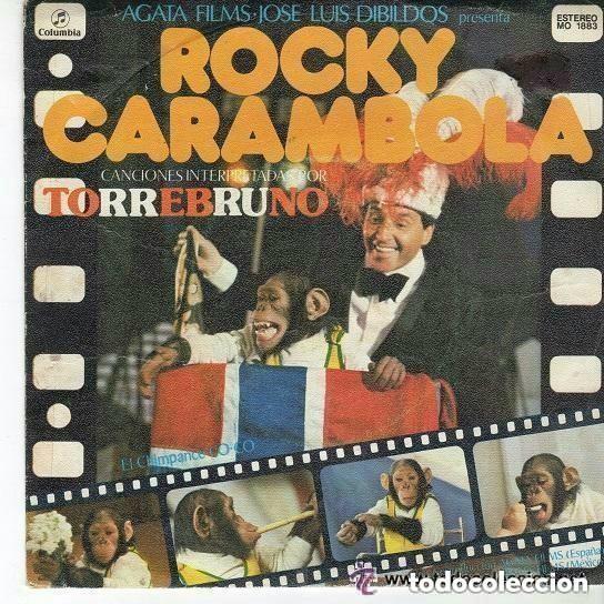 TORREBRUNO - ROCKY CARAMBOLA - SINGLE PROMO 1979 (Música - Discos - Singles Vinilo - Música Infantil)