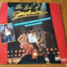 Discos de vinilo: MICHAEL JACKSON PROMO BRAZIL. Lote 147685160