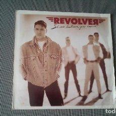 Discos de vinilo: REVOLVER-SI NO HUBIERA QUE CORRER.LP. Lote 147689654