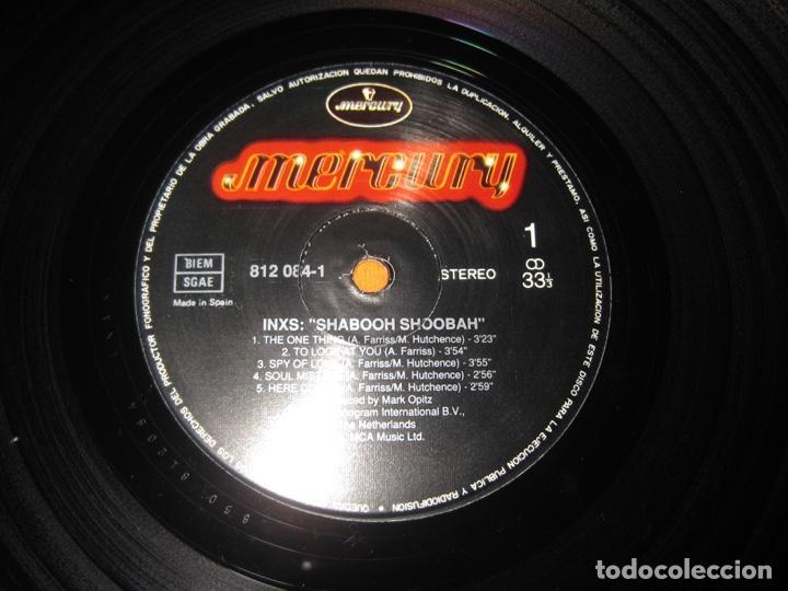 Discos de vinilo: INXS–Shabooh Shoobah Lp - Foto 3 - 147692914