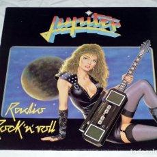 Discos de vinilo: LP JÚPITER - RADIO ROCK´N´ROLL. Lote 103832775
