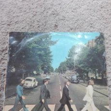 Discos de vinilo: THE BEATLES ABBEY ROAD-EDICIÓN ESPAÑOLA-J-062-04.243. Lote 147694862
