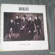Discos de vinilo: LOS REBELDES-EN CUERPO Y ALMA.LP. Lote 147695002