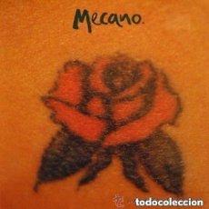Discos de vinilo: MECANO - UNA ROSA ES UNA ROSA - MAXI-SINGLE SPAIN 1992. Lote 147698102
