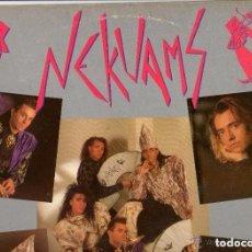 Discos de vinilo: NEKUAMS - BAILA MORENA - MAXI SPAIN 1990. Lote 147698546