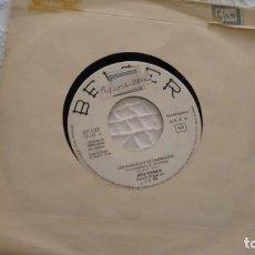 Discos de vinilo: SINGLE (VINILO) -PROMOCION-DE JOSE FRANCIS Y TERESA MARIA AÑOS 60. Lote 147706762