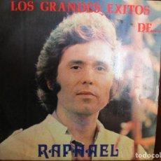 Discos de vinilo: LOS GRANDES EXITOS DE RAPHAEL ( PERU ) 2 LP'S // YO SOY AQUEL // SOMOS // EL GOLFO // PAYASO // . Lote 147708330