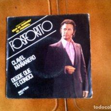 Discos de vinilo: DISCO DEL CANTANTE FOSFORITO. Lote 147718066