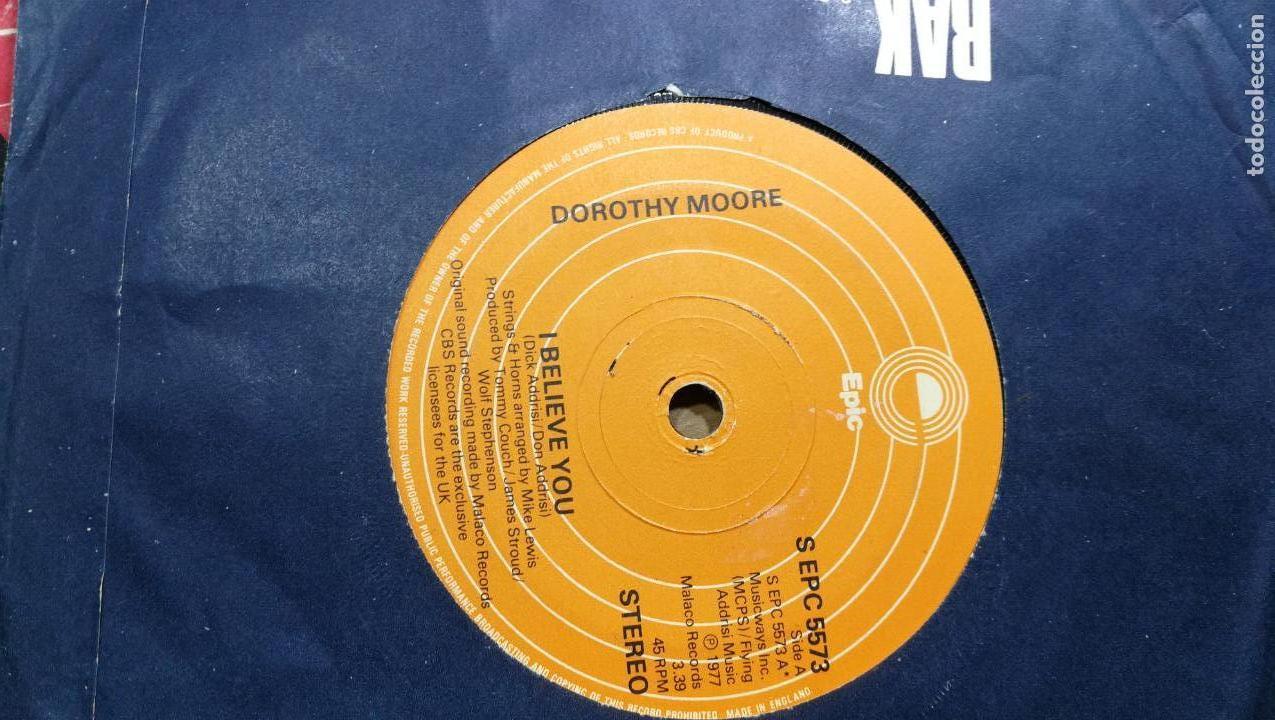 Discos de vinilo: Gran lote de discos pequeños singles, muy variados y raros, unos 43 - Foto 5 - 147718110
