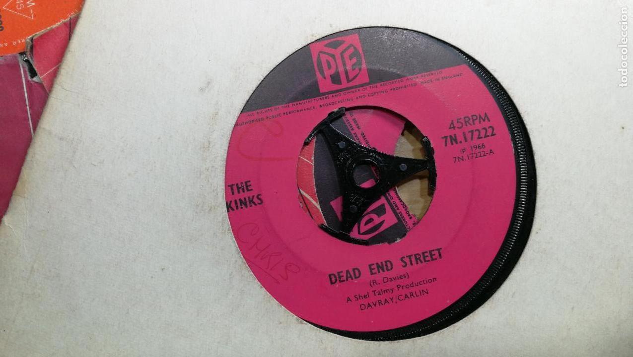 Discos de vinilo: Gran lote de discos pequeños singles, muy variados y raros, unos 43 - Foto 9 - 147718110