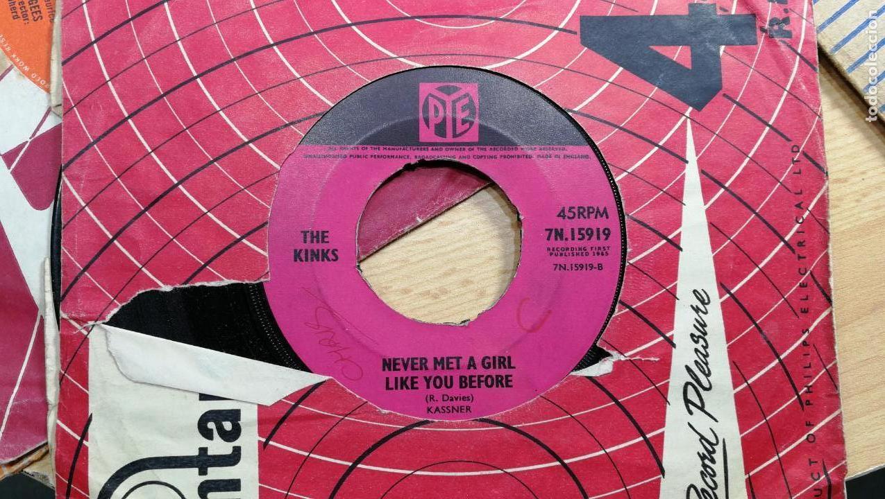 Discos de vinilo: Gran lote de discos pequeños singles, muy variados y raros, unos 43 - Foto 11 - 147718110