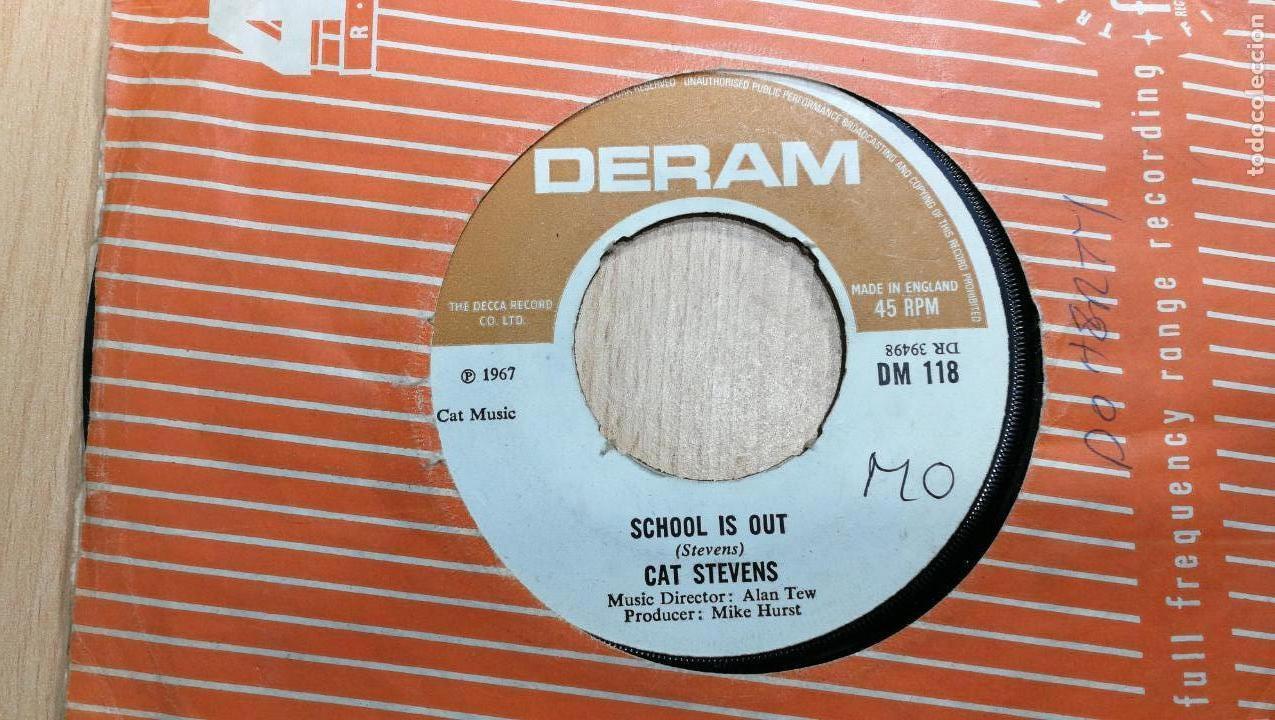 Discos de vinilo: Gran lote de discos pequeños singles, muy variados y raros, unos 43 - Foto 18 - 147718110