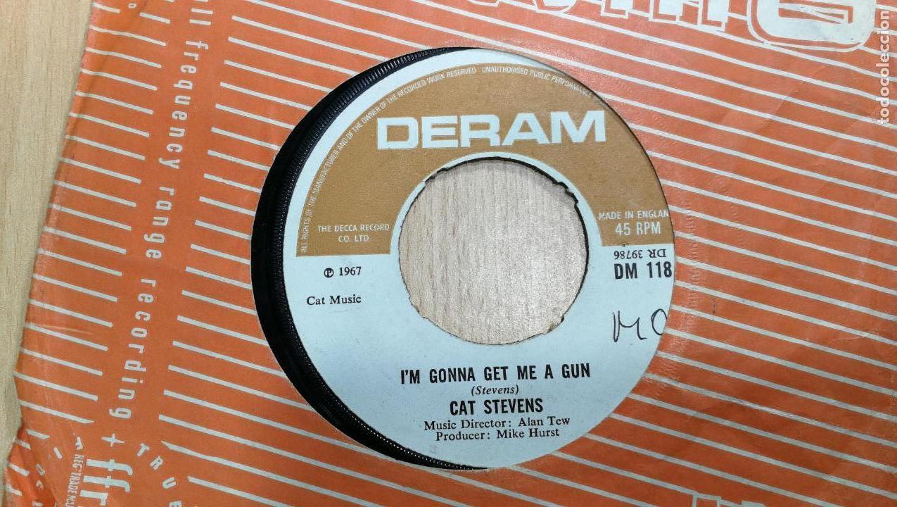 Discos de vinilo: Gran lote de discos pequeños singles, muy variados y raros, unos 43 - Foto 19 - 147718110