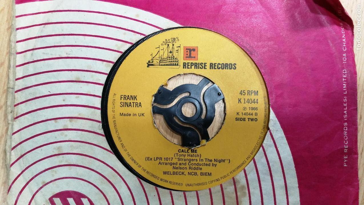 Discos de vinilo: Gran lote de discos pequeños singles, muy variados y raros, unos 43 - Foto 21 - 147718110