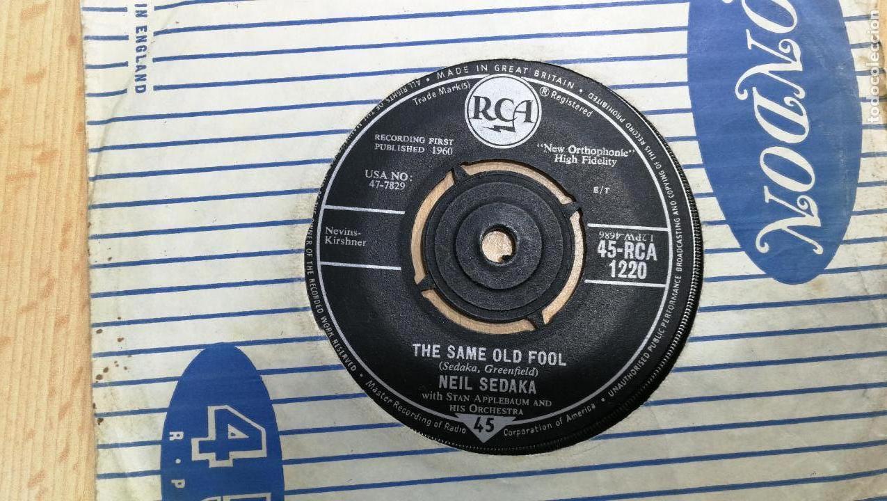 Discos de vinilo: Gran lote de discos pequeños singles, muy variados y raros, unos 43 - Foto 22 - 147718110