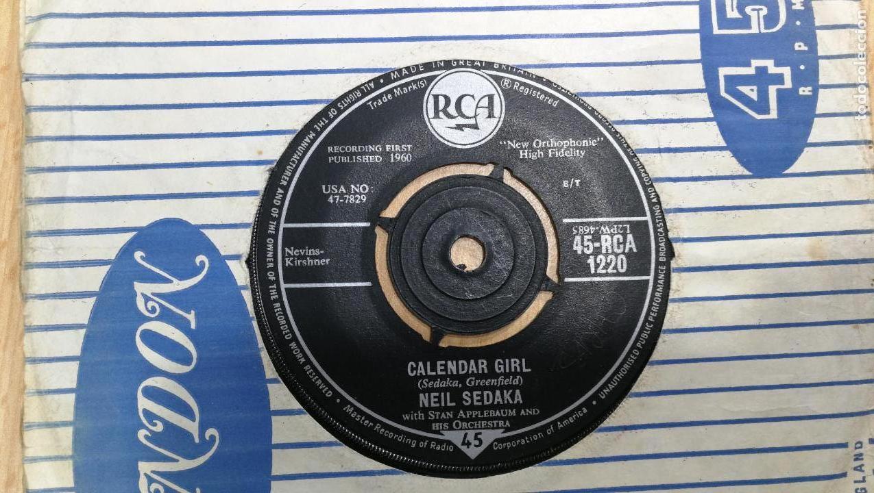Discos de vinilo: Gran lote de discos pequeños singles, muy variados y raros, unos 43 - Foto 23 - 147718110