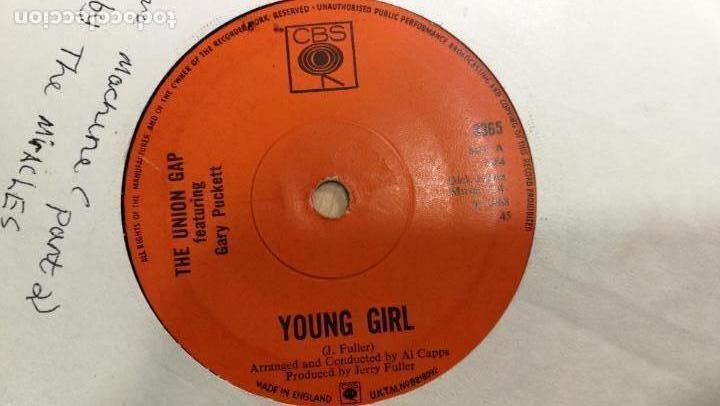 Discos de vinilo: Gran lote de discos pequeños singles, muy variados y raros, unos 43 - Foto 25 - 147718110