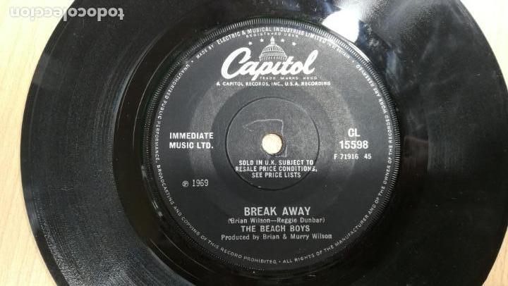Discos de vinilo: Gran lote de discos pequeños singles, muy variados y raros, unos 43 - Foto 27 - 147718110