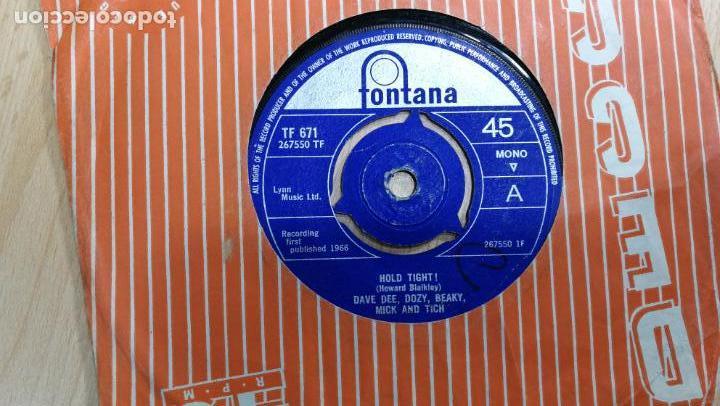 Discos de vinilo: Gran lote de discos pequeños singles, muy variados y raros, unos 43 - Foto 28 - 147718110