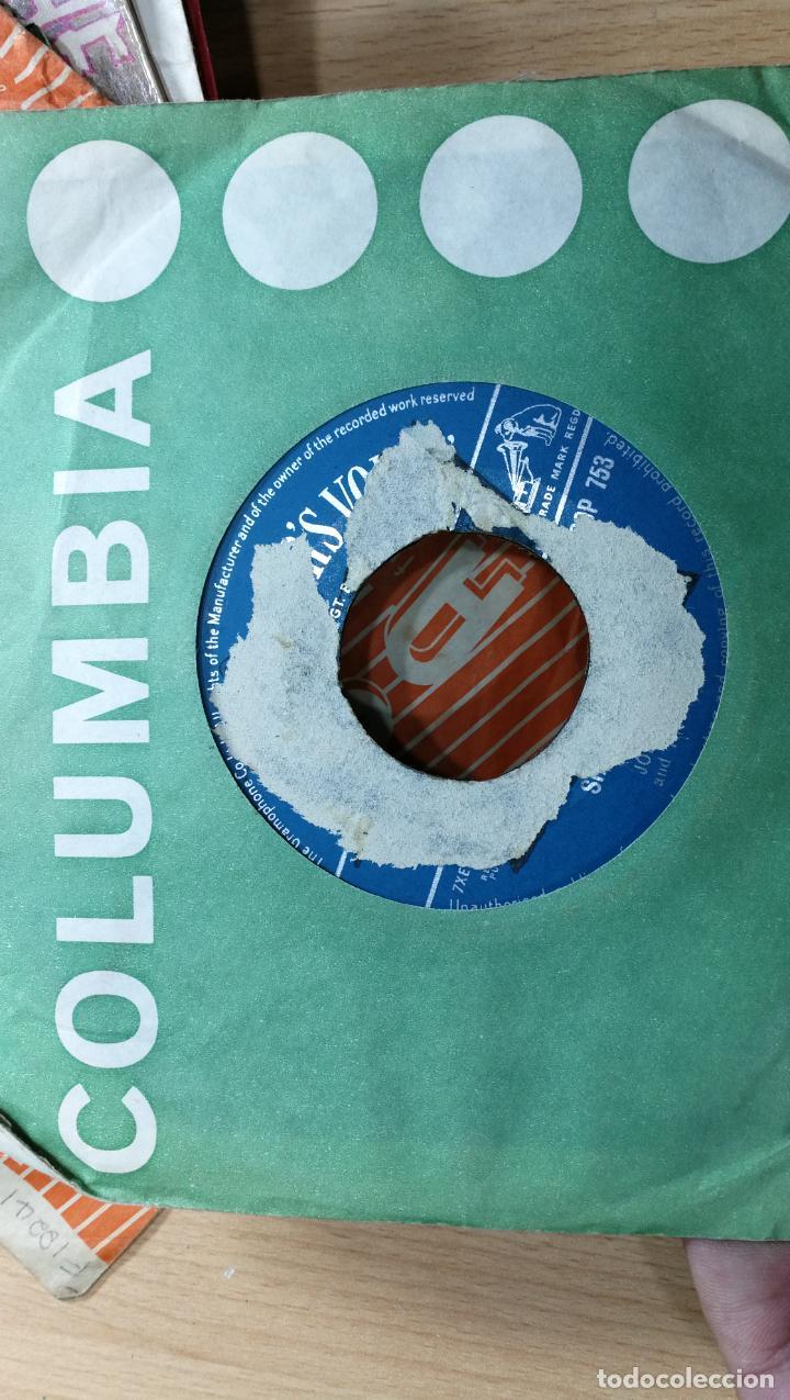 Discos de vinilo: Gran lote de discos pequeños singles, muy variados y raros, unos 43 - Foto 30 - 147718110