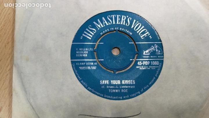 Discos de vinilo: Gran lote de discos pequeños singles, muy variados y raros, unos 43 - Foto 37 - 147718110