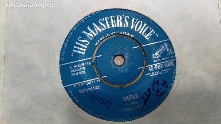 Discos de vinilo: Gran lote de discos pequeños singles, muy variados y raros, unos 43 - Foto 38 - 147718110
