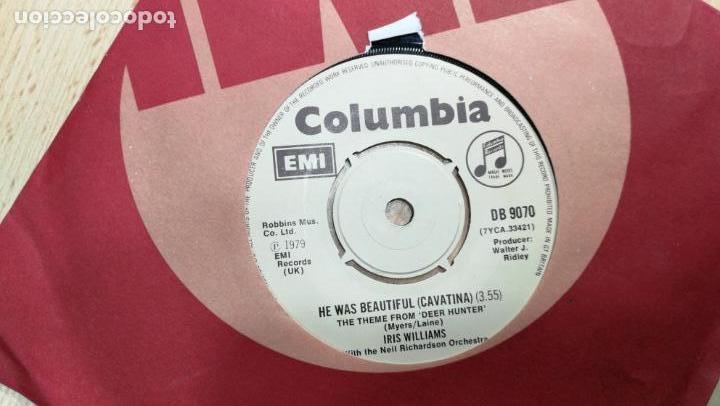 Discos de vinilo: Gran lote de discos pequeños singles, muy variados y raros, unos 43 - Foto 39 - 147718110