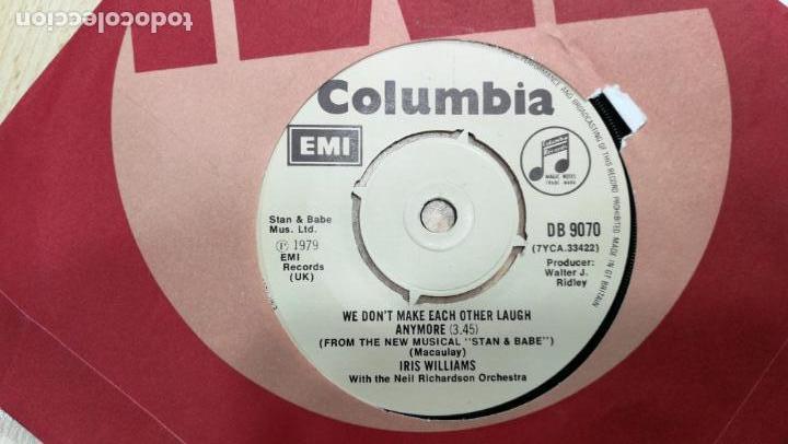 Discos de vinilo: Gran lote de discos pequeños singles, muy variados y raros, unos 43 - Foto 40 - 147718110