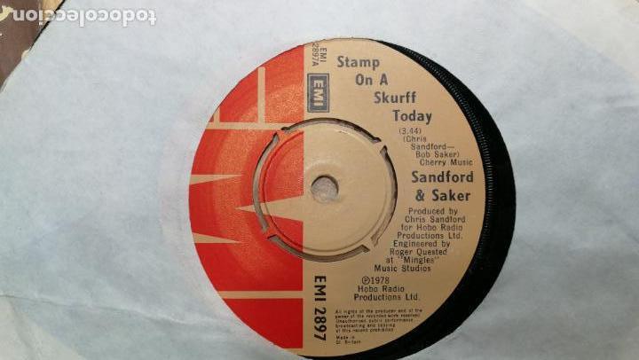 Discos de vinilo: Gran lote de discos pequeños singles, muy variados y raros, unos 43 - Foto 45 - 147718110