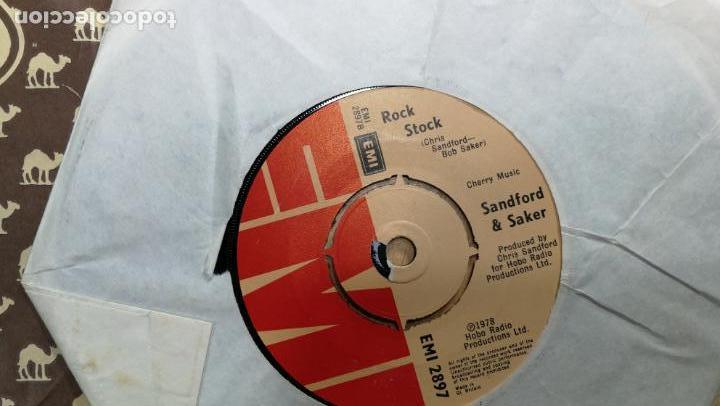 Discos de vinilo: Gran lote de discos pequeños singles, muy variados y raros, unos 43 - Foto 46 - 147718110