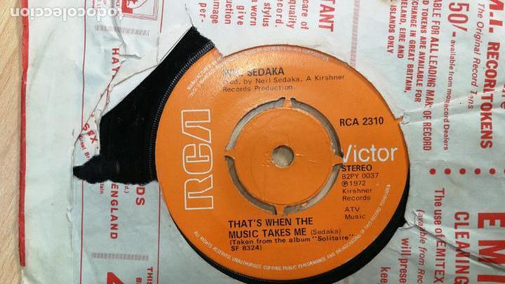 Discos de vinilo: Gran lote de discos pequeños singles, muy variados y raros, unos 43 - Foto 48 - 147718110