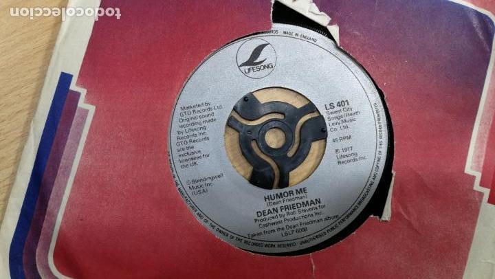 Discos de vinilo: Gran lote de discos pequeños singles, muy variados y raros, unos 43 - Foto 49 - 147718110