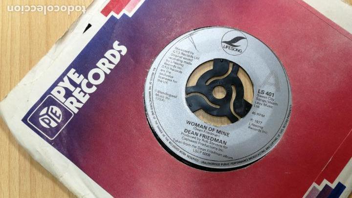 Discos de vinilo: Gran lote de discos pequeños singles, muy variados y raros, unos 43 - Foto 50 - 147718110