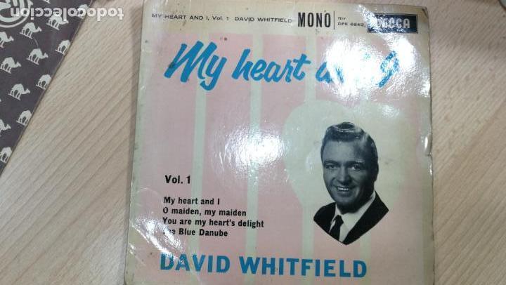 Discos de vinilo: Gran lote de discos pequeños singles, muy variados y raros, unos 43 - Foto 51 - 147718110