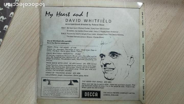 Discos de vinilo: Gran lote de discos pequeños singles, muy variados y raros, unos 43 - Foto 52 - 147718110