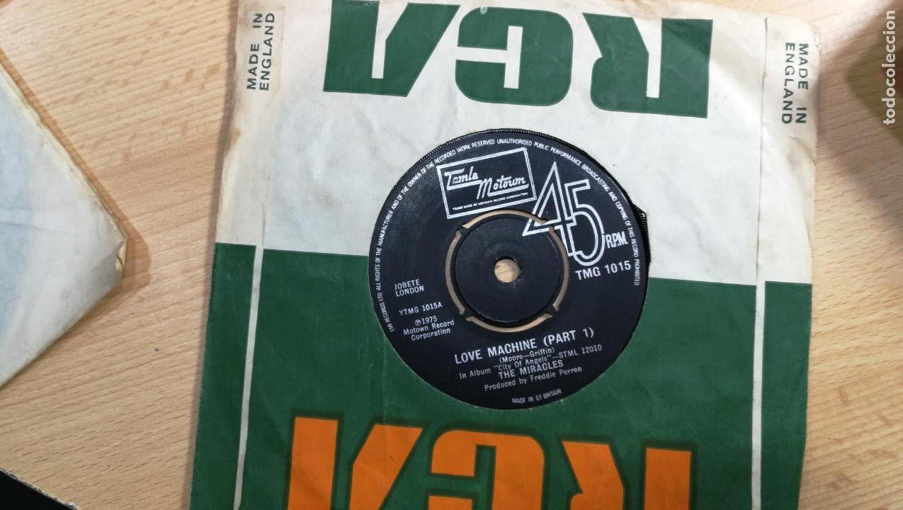 Discos de vinilo: Gran lote de discos pequeños singles, muy variados y raros, unos 43 - Foto 63 - 147718110